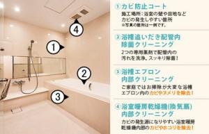 浴室オプション